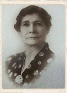 Ellen Scott, Bev Scott's Grandmother