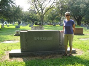 Bev Scott, Author, Genealogy Expedition