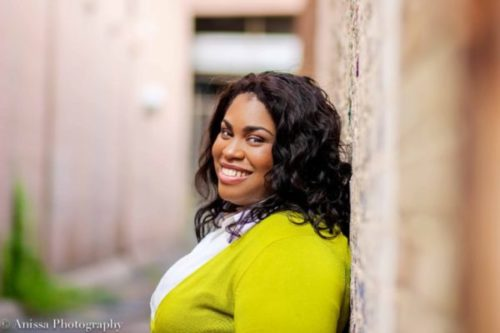 Angie Thomas, Photo Credit: Anissa Hidouk