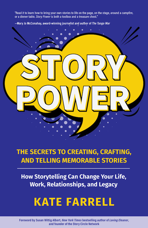 Story Power by Kate Farrell. Storytelling
